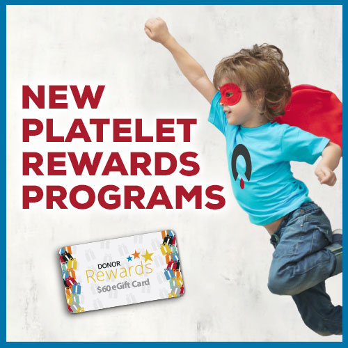platelet frequency programs