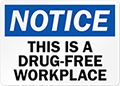 Drug Free Workplace Image