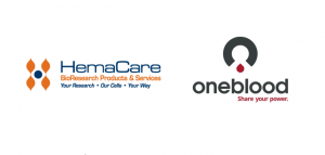 HemaCare and OneBlood Announce Innovative Partnership